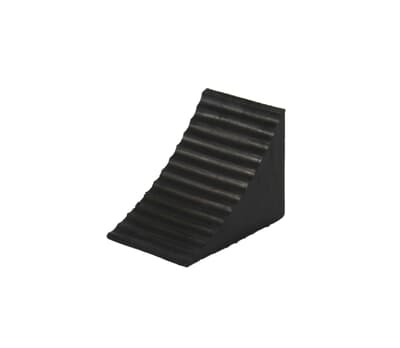 Heavy Duty Wheel Chock, 260mm x 160mm x 190mm, 3kg