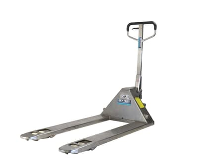 Stainless Steel Pallet Truck, 2500kg capacity, 1220L x 685W
