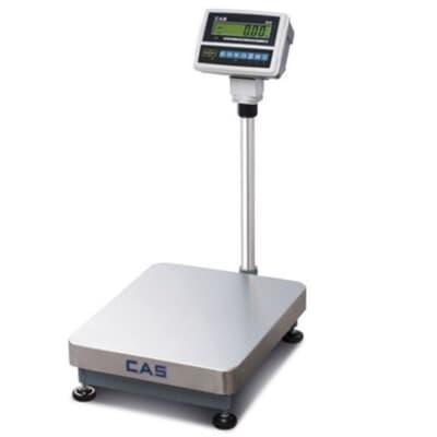 HD Platform Scale, 150kg x 10g, 400x500mm platform