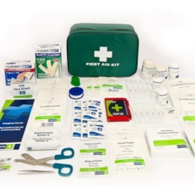 Platinum First Aid Kit, Large workplace kit, 172 piece