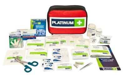Platinum Premium Vehicle First Aid Kit