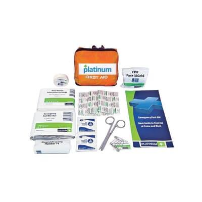 Platinum First Aid Kit, Small Individual kit, 37 piece