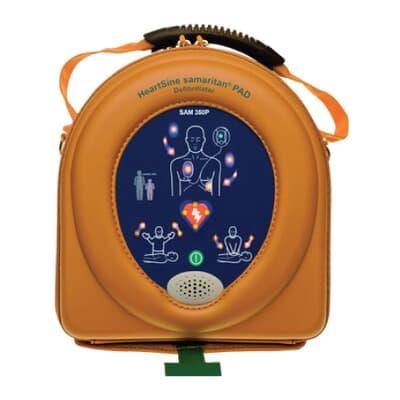 HeartSine Defibrillator SAM 350P