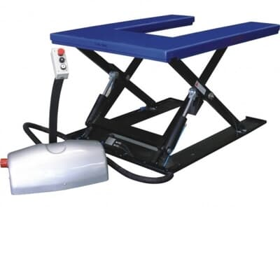 U Shape Hydraulic Scissor Table, 1000kg, 1450L x 1140W