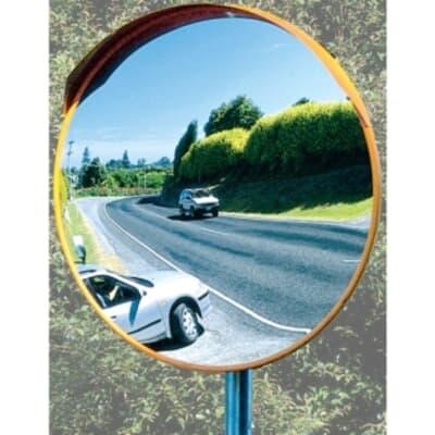 Traffic Convex Mirror, Heavy Duty