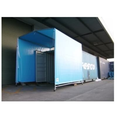 Container Shelter, 3600L x 2700W x 3100mmH