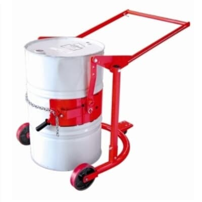 Mobile Carrier, 1410 x 895 x 1030mm, 200L drums, 360kg rated