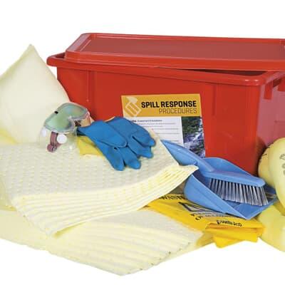 Tub Spill Kit