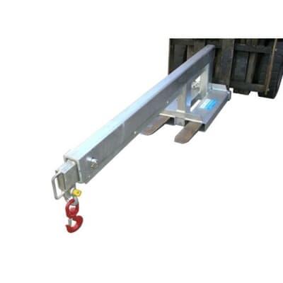 Forklift Crane Jib Attachement, 2.5 tonne, 3500mm reach