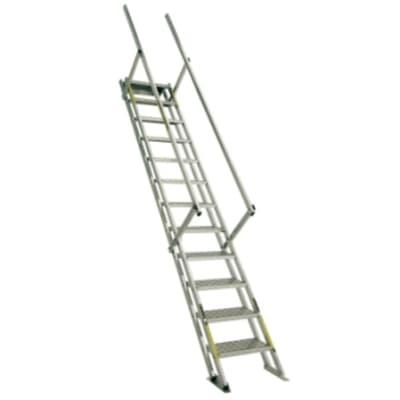 Aluminium Safety Stair