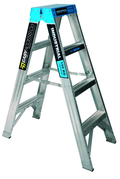 Trade Series Double Sided Step Ladder