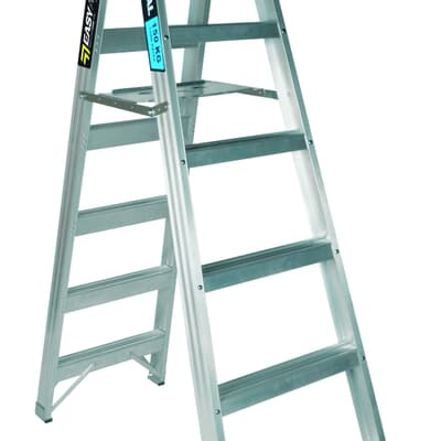 Trade Series Dual Purpose Step Ladder