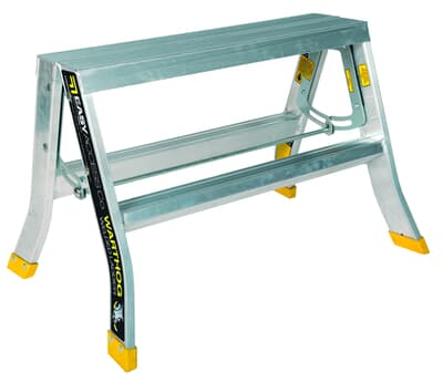 Warthog Extra Wide Double Sided Ladder