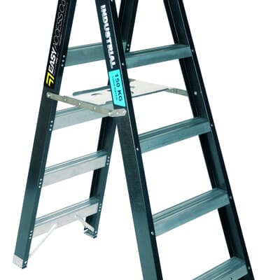 Trade Series Fibreglass Dual Purpose Ladder