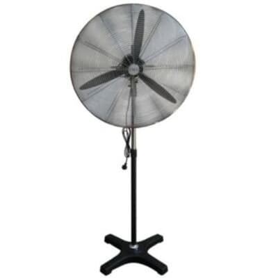 Industrial Warehouse Fan, Pedestal