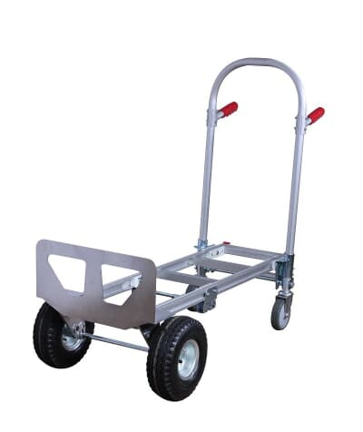 2 in 1 Folding Hand Truck, 1180D x 530W x 1040H, up to 350kg
