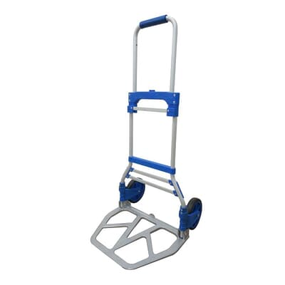 Folding Cart, 1100mm height, 90kg capacity, 390 x 490mm plat