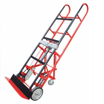 Appliance Hand Truck, double action, stair climber