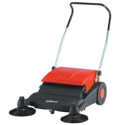 Twinner manual Sweeper, 800mm wide sweep