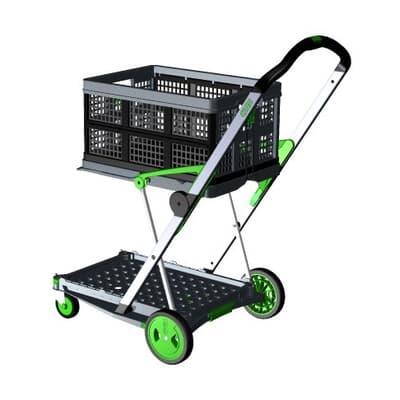 Clax Folding Cart, 890L x 550W x 1030H