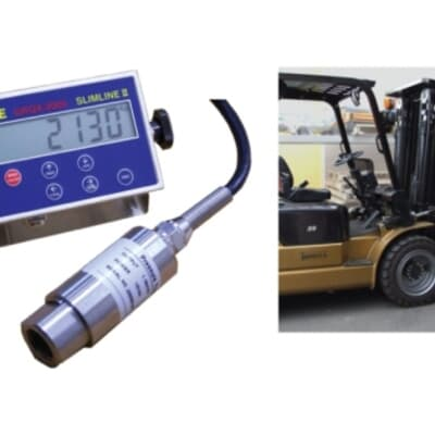 Forklift Mounted Scales