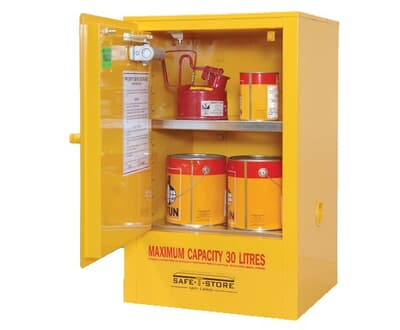 Chemshed Flammable Goods Cabinet, 30L