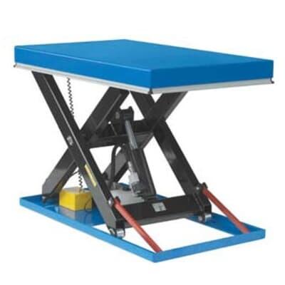 Single Scissor Lift Table, 2000kg, 1350L x 1200W