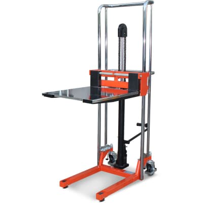 Hydraulic Lift Table, 1500mm lift height, 400kg