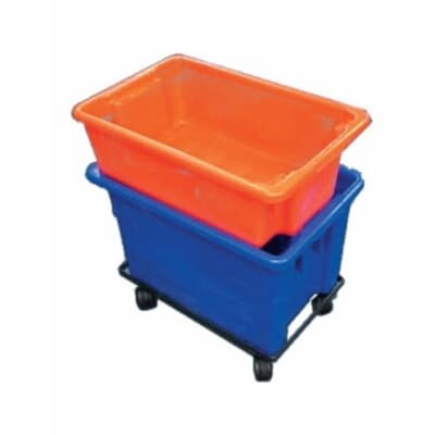 Bin Dolly, standard duty