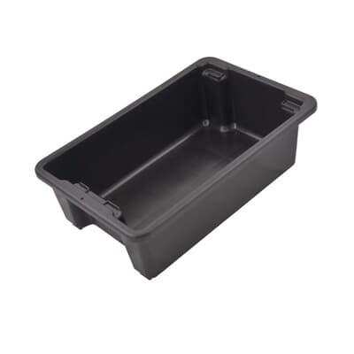 Enviro range Plastic Bin, 645L x 413W x 276H, 52L