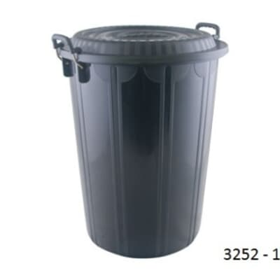 Rubbish Bin with Lid