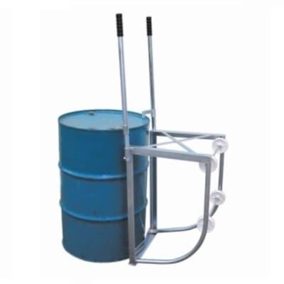 Standard Drum Cradle, 250kg capacity, welded version