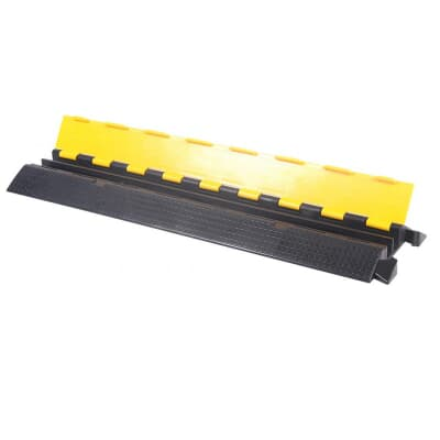 Cable Protection, vehicle, 2 channel, 900L x 250W x 45H