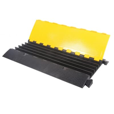 Cable Protection, vehicle, 5 channel, 900L x 500W x 55H