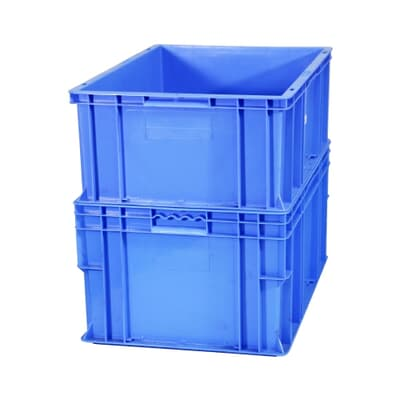 Stackable Container, 600mm x 400mm x 215mm