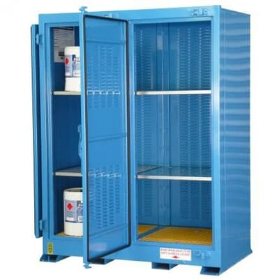 Relocatable Outdoor DG Cabinet, Class 3, 450L