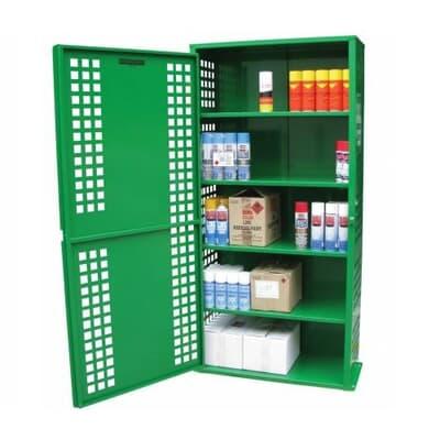 Aerosol Storage Cabinet, 300 can
