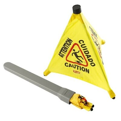 Pop-up Safety Cone, collapsible, 508H x 533W