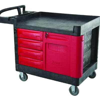 Mobile Work Center Service Trolley