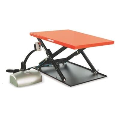 Low Profile Hydraulic Scissor Table, 1000kg, 1450L x 1140W