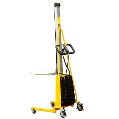 Work Positioner with platform, 150kg, 1500mm lift height