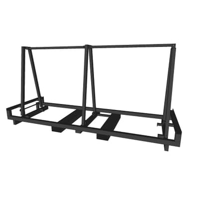 A Frame Stillage, 3250mmL x 1100mmW x 1570mmH, collapsible