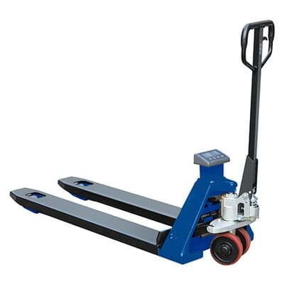 Pallet Truck with Scales, 2000kg capacity, 1150L x 570W