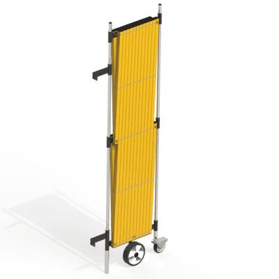 SpanSafe Expandable Barrier, 1500H