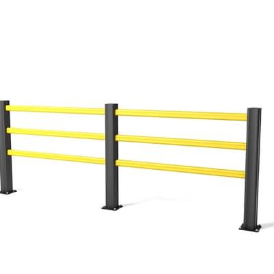 Boplan HP Plus Flex Impact Handrail