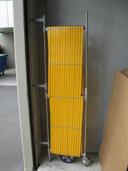 SpanSafe 1500H Folded