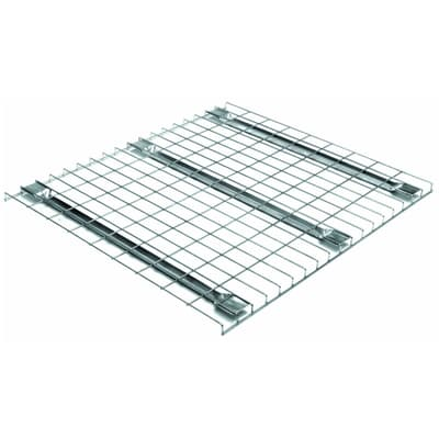 Pallet Racking Wire Mesh Deck