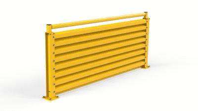 ForkSafe Traffic Barrier 950-D