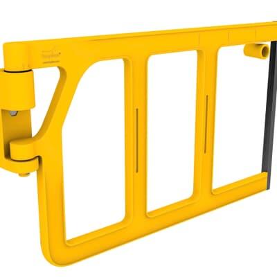 Boplan Double Axes Gate Flex Impact Pedestrian Safety Gate