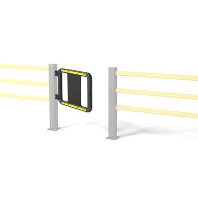 Boplan SG Self-Closing Flex Impact Swing Gate
